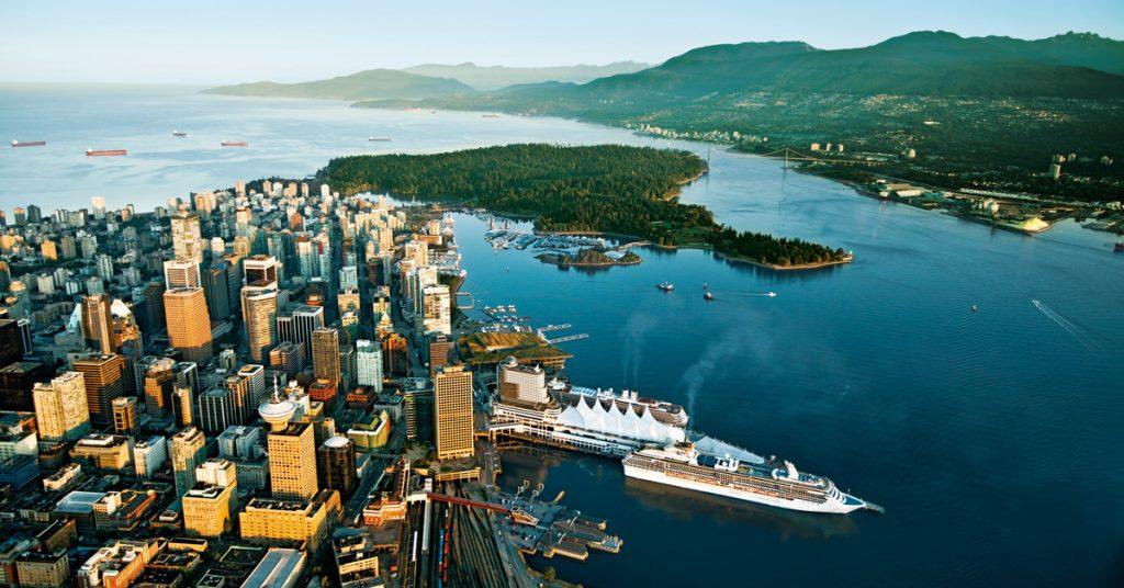 سرمایه گذاری در استان بریتیش کلمبیا (ونکوور) یا حومه ونکوور