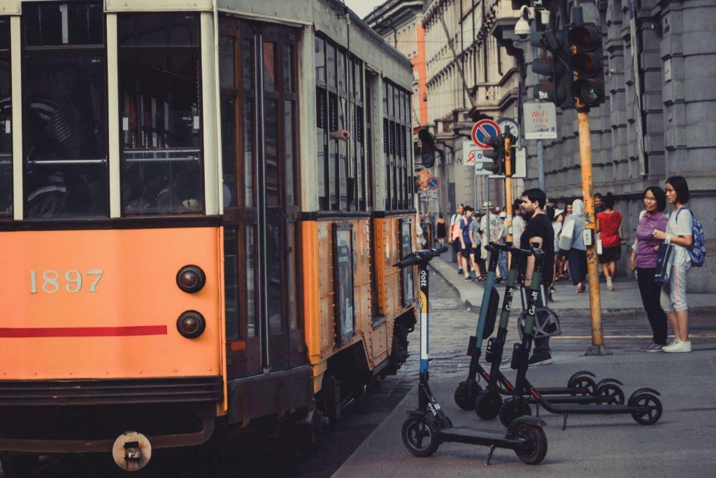 حمل و نقل در ایتالیا