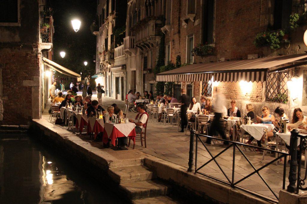 هزینه خوراک و غذا در ایتالیا