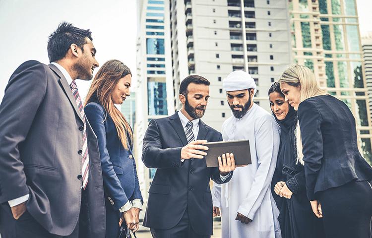 ثبت شرکت در امارات متحده عربی