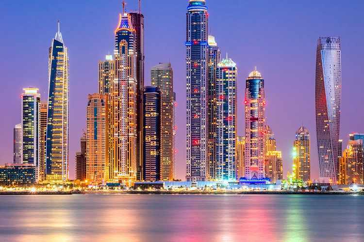 زندگی در کشور امارات متحده عربی