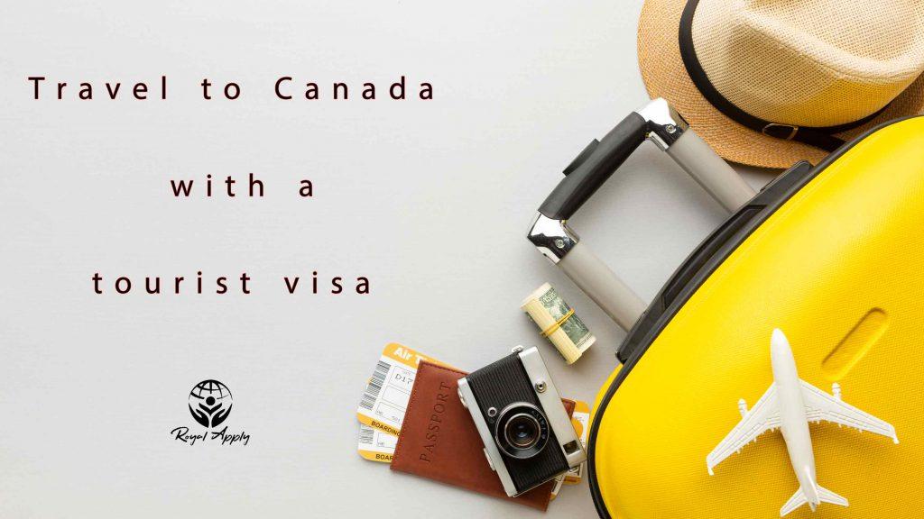 سفر توریستی به کانادا