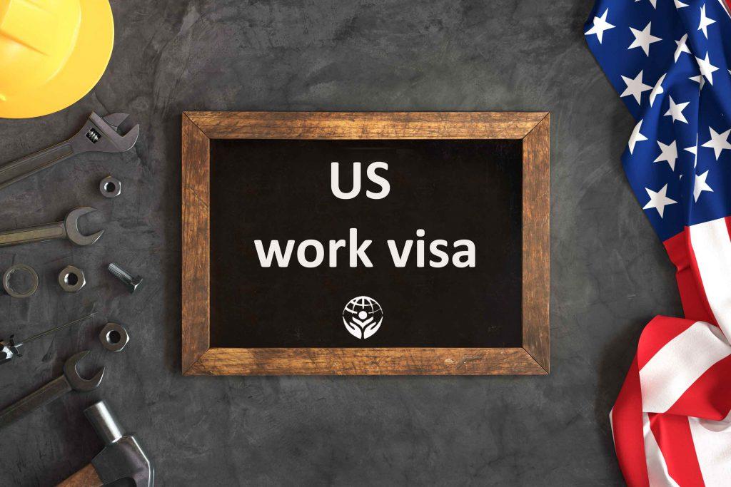 ویزای کاری آمریکا