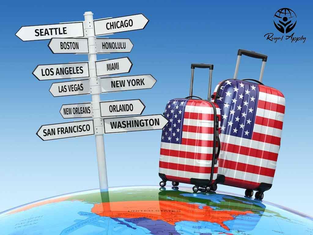 سفر به آمریکا