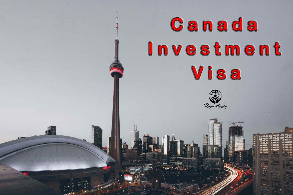 اقامت سرمایه گذاری کانادا